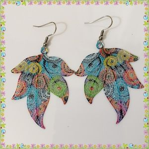 "Jewelry - Beautiful ""Colores"" earrings"